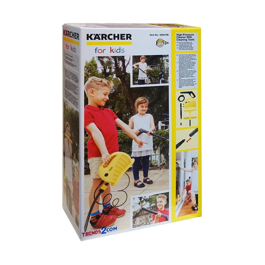knorr® toys  Kärcher Kinder Hochdruckreiniger mit Zubehör