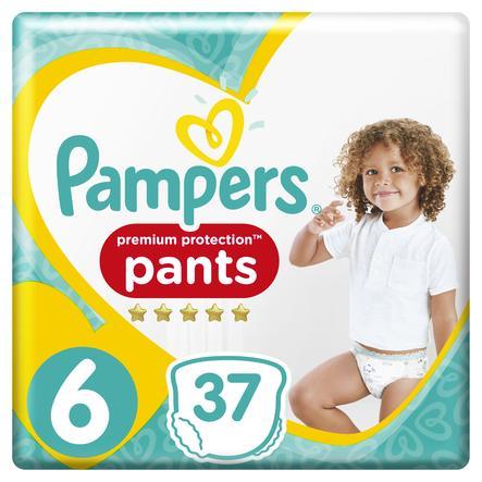 Pampers Premium Protection Pants Größe 6, 37 Windeln