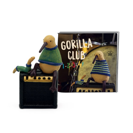 tonies® Gorilla Club - 1-2-3-4!
