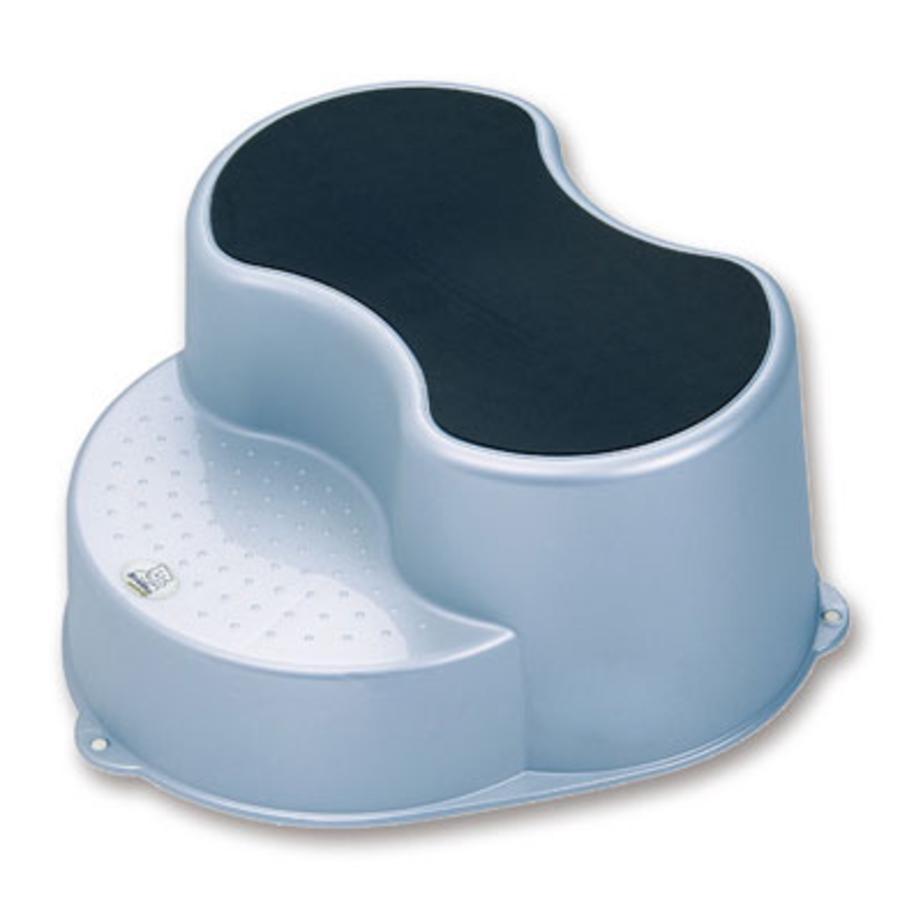 ROTHO TOP Sgabello/scaletta - azzurro perlato