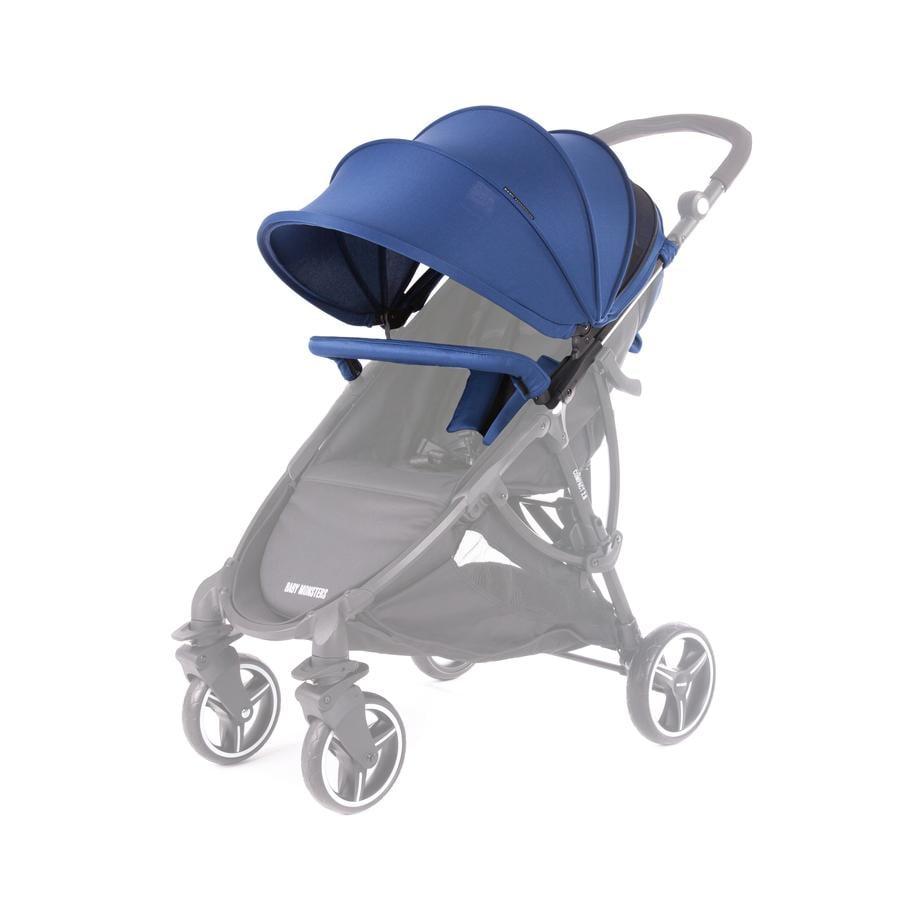 BABY MONSTERS Zestaw kolorystyczny do wózka Compact 2.0, Midnight
