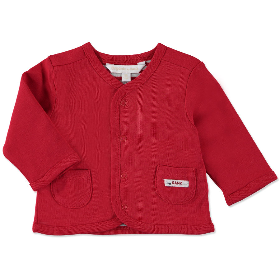 KANZ Baby Sweter tango red