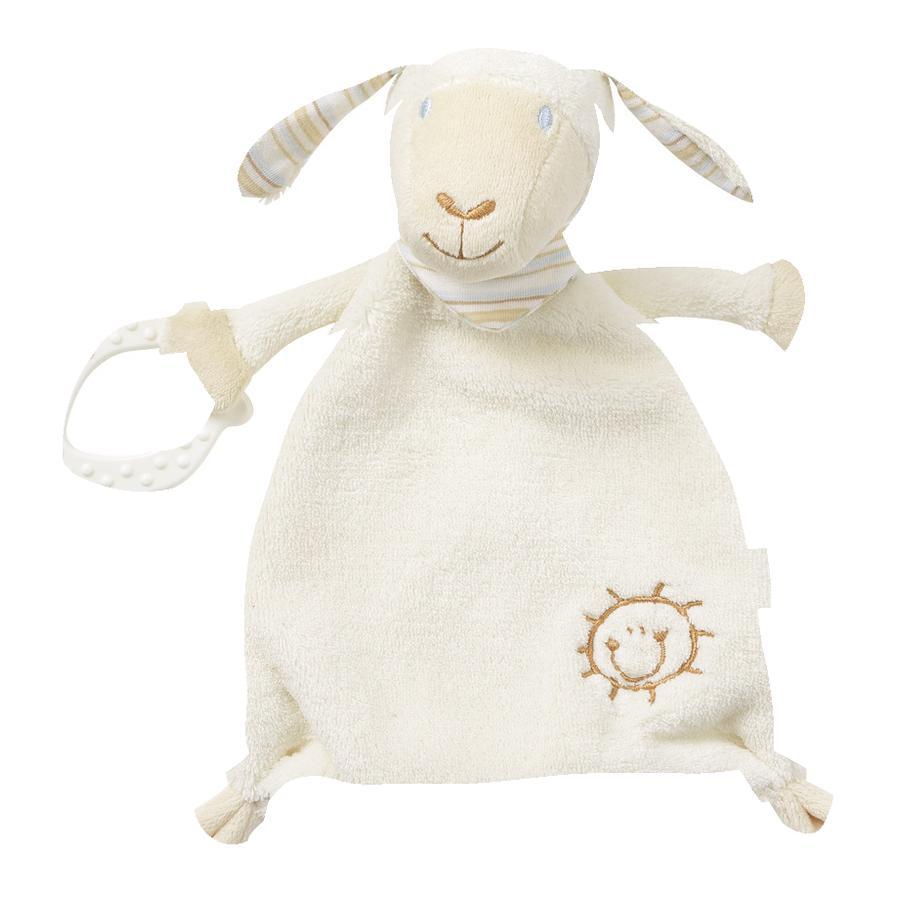 Babysun Doudou Baby Love mouton Paul, anneau de dentition