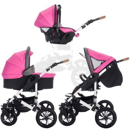 Bebebi kombinovaný myVario 3 v 1 2019 myGirl/pink