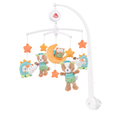 Babysun Mobile musical Sleeping Forest