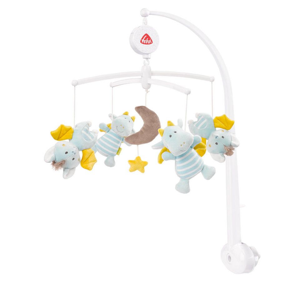 fehn® Móvil musical Little Castle