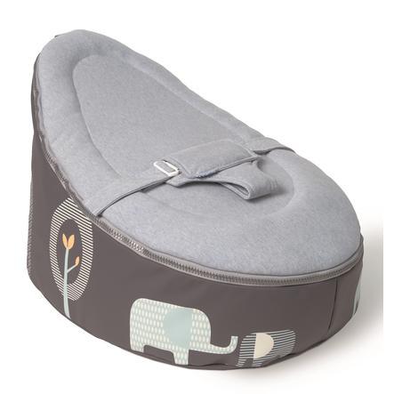 Doomoo Beanbag Seat slon modrý