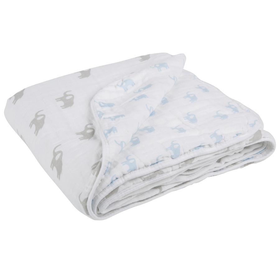 LÄSSIG Cozy Blanket XL 120 x 120 cm