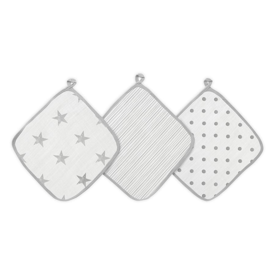 dusty Paquete de 3 toallitas aden