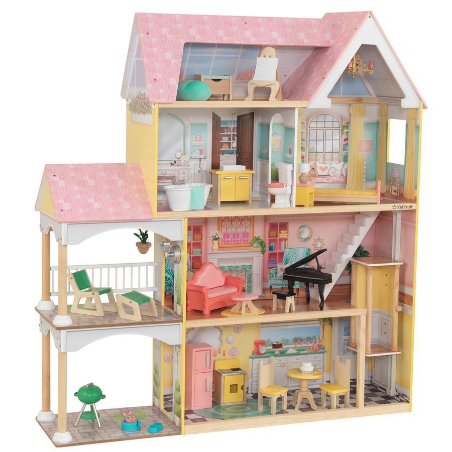 Kidkraft® Maison de poupée villa de Lola, bois 65958