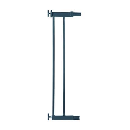 Bezpečnost 1. Prodlužovací kov 14 cm pro ochranu dveří černá
