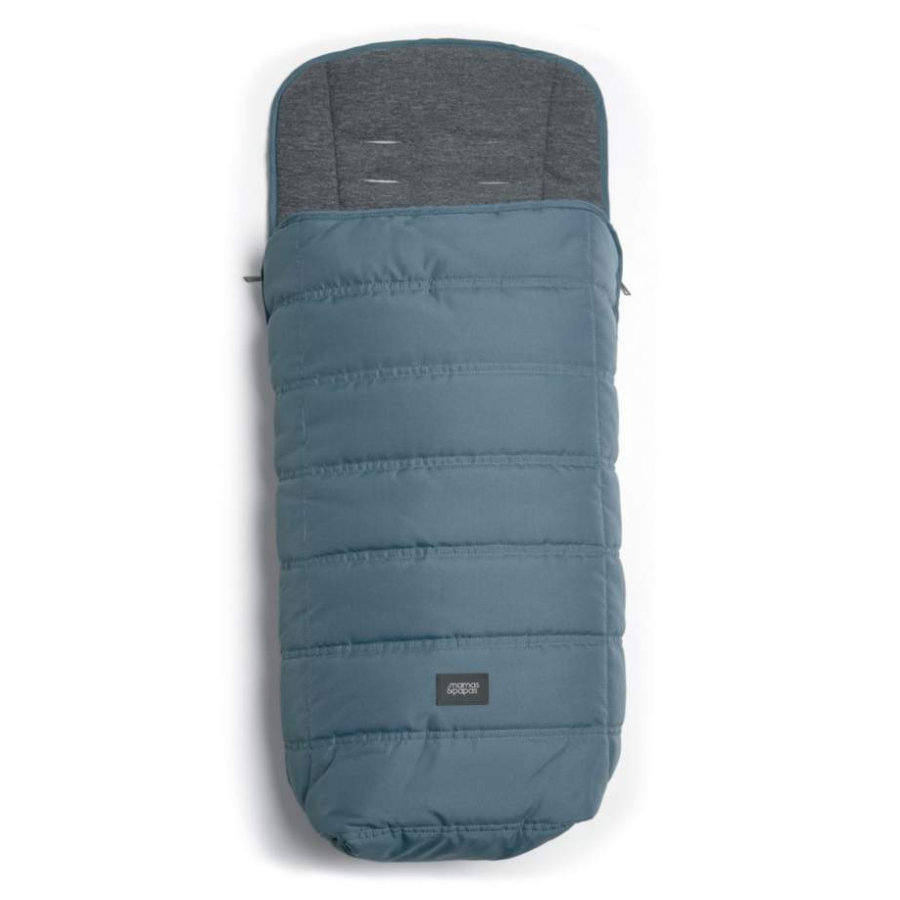 mamas & papas Fußsack All Seasons Pacific Blue