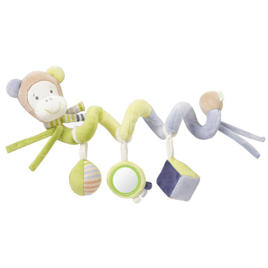 fehn® Monkey Donkey Activity-Spirale Affe