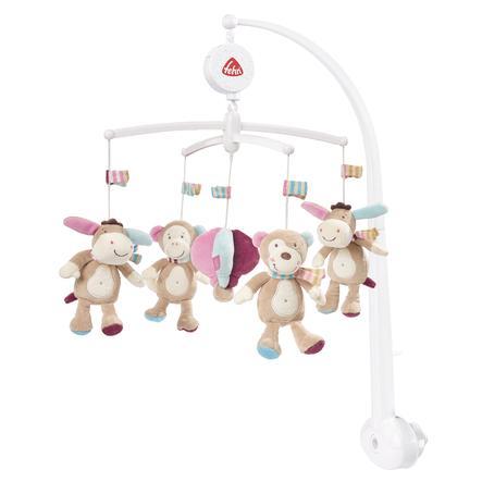 Babysun Mobile musical âne monkey donkey
