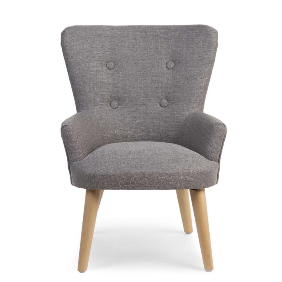 CHILDHOME lille Sofa 1P grå