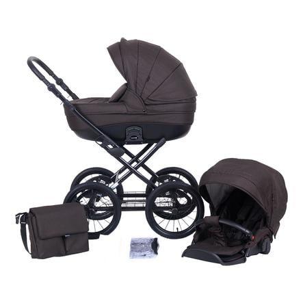 knorr-baby Wózek wielofunkcyjnz Kreta brązowy
