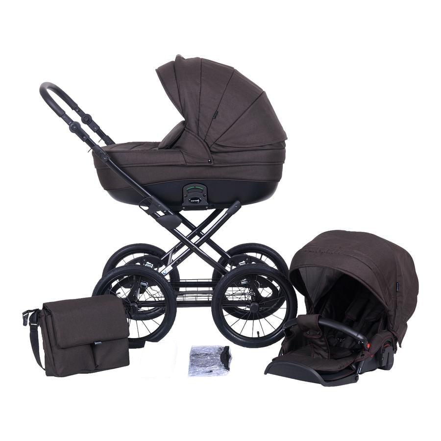 knorr-baby Passeggino Duo Creta marrone