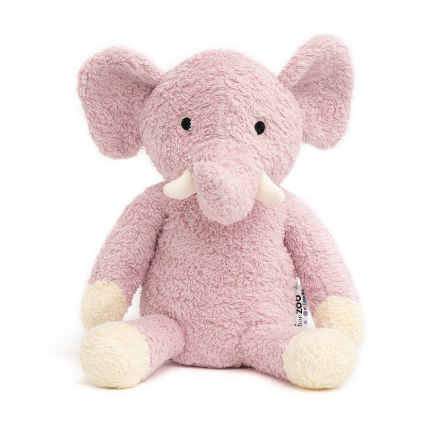 natureZoo of Denmark »Gosedjur Elefant, rosa«