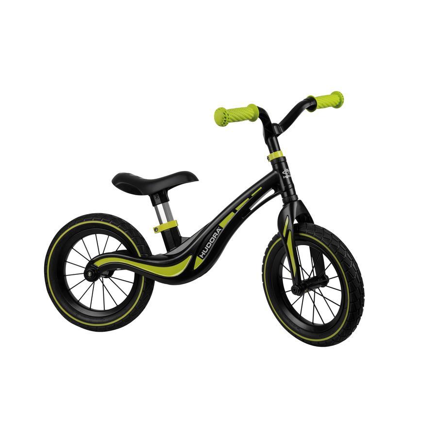 "HUDORA® HUDORA® Laufrad Eco 12"", schwarz/limegrün 10372"