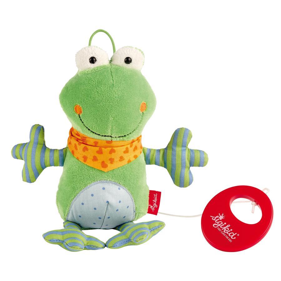 SIGIKID Spieluhr - Frosch