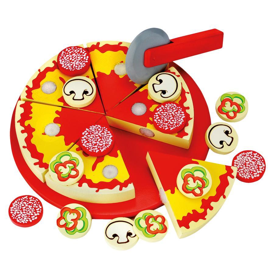 BINO Pizza in partjes