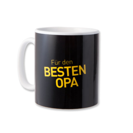BVB mok voor de beste opa