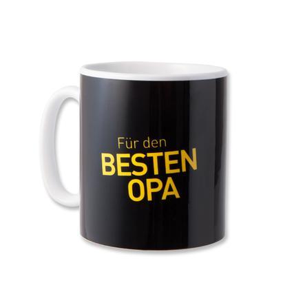 Taza BVB para el mejor abuelo