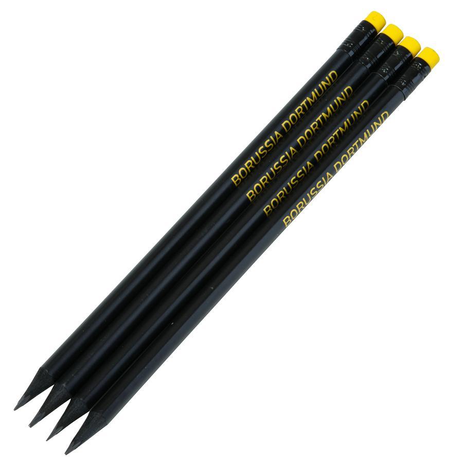 BVB Bleistift 4er-Set
