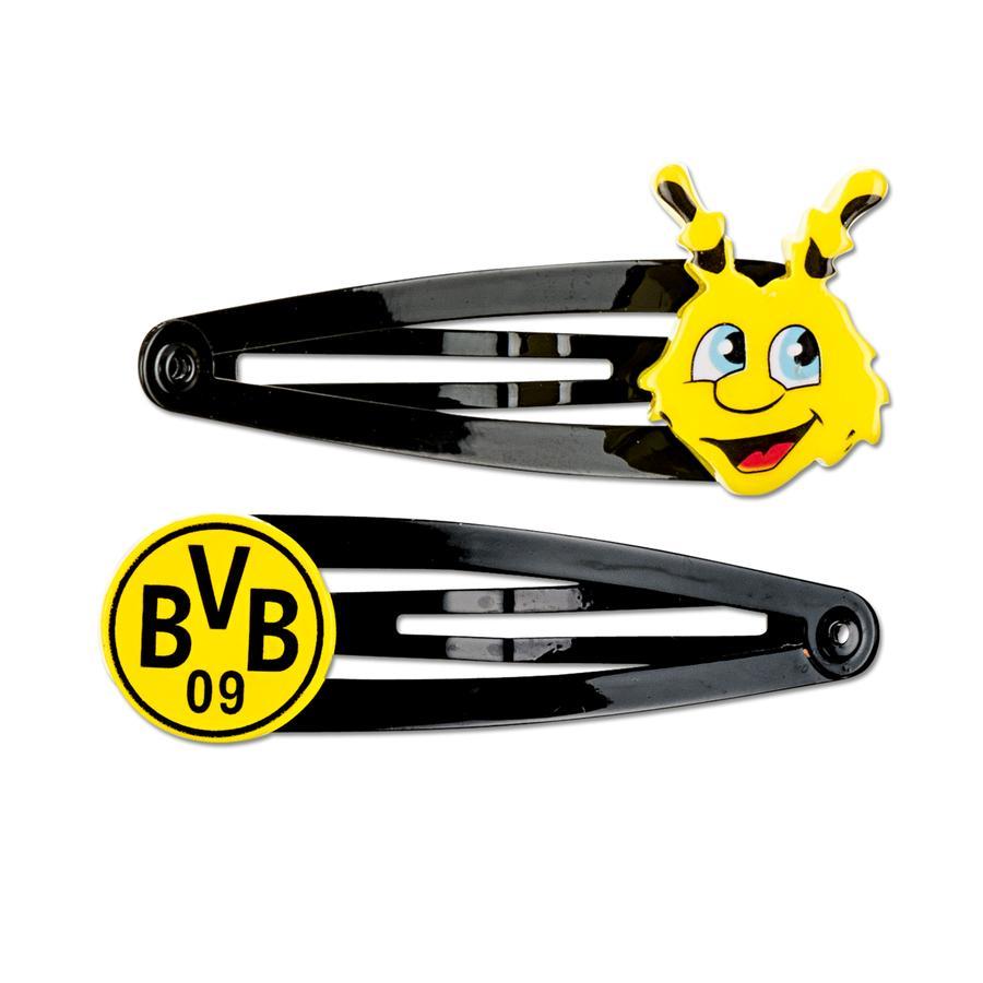 BVB Haarspangen (2er-Set)