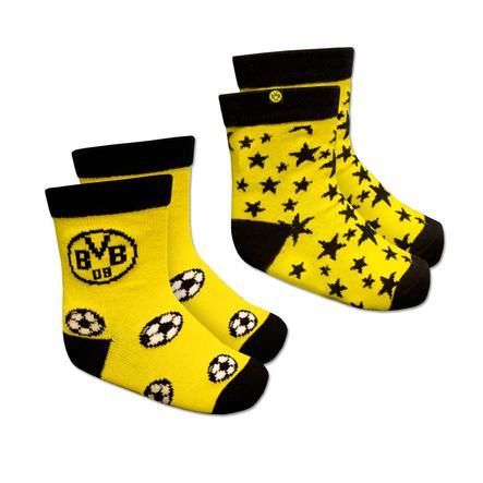 Chaussettes BVB pour tout-petits (paquet de 2)