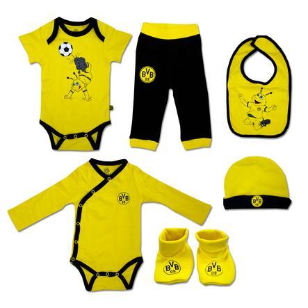 BVB-presentförpackning för barn 6 stycken storlek 62/68