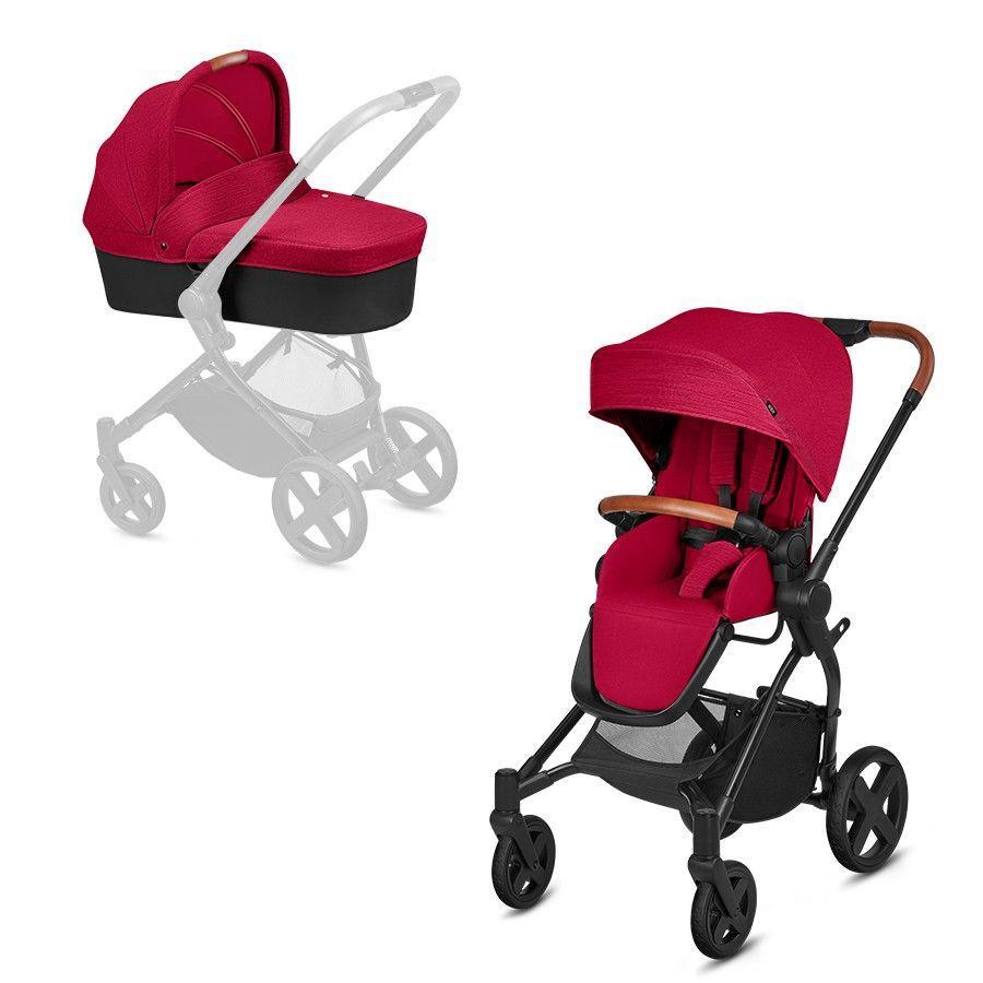 cbx Kinderwagen Kody Pure Lux crunchy red