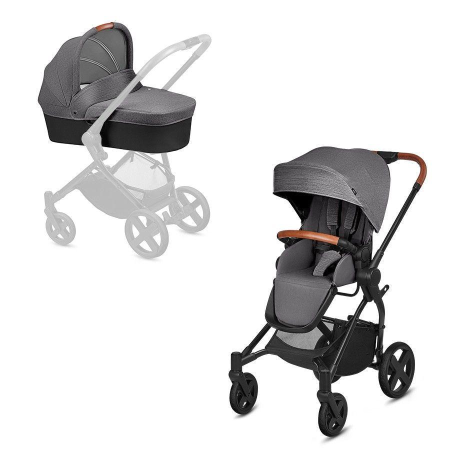 cbx Kinderwagen Kody Pure Lux comfy grey by cybex