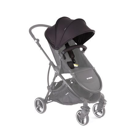 BABY MONSTERS Zestaw kolorystyczny do wózka Globe, Black