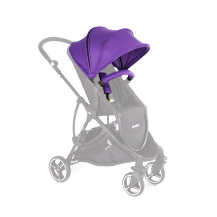 BABY MONSTERS Color Pack Textilset Globe Purple