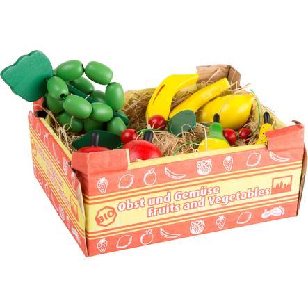 LEGLER kasse med frugter