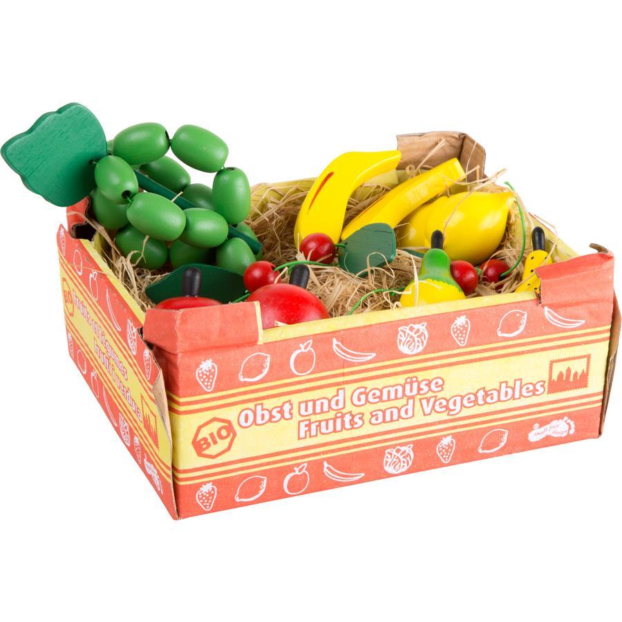 small foot® Cassetta con frutta