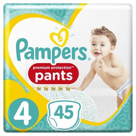 Pampers Premium Protection nappy Pants Gr. 4 Maxi 45 Windeln  9 bis 15 kg Jumbopack