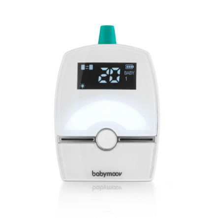 babymoov Transmisor adicional para vigilabebés Premium Care blanco
