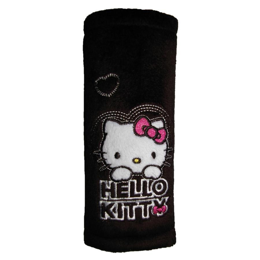 KAUFMANN Gurtpolster - Hello Kitty, schwarz