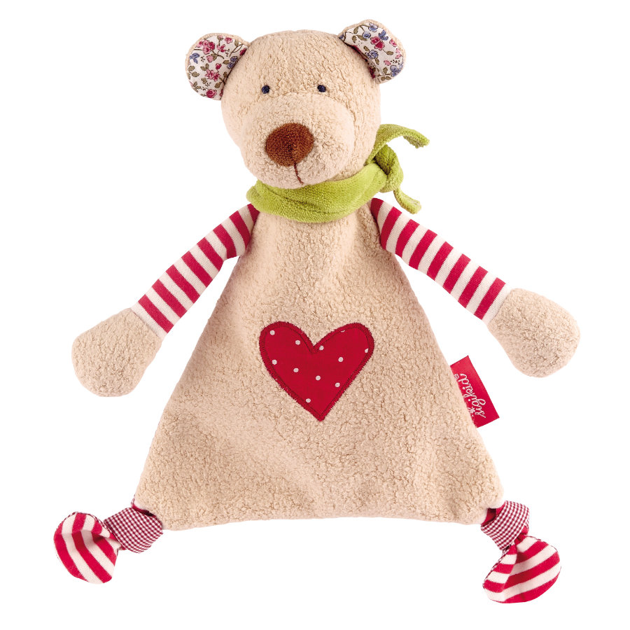 SIGKID Organic Collection - Straccetto doudou  Orsetto