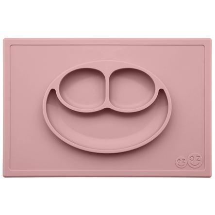 ezpz™ Happy Mat Essmatte rosa rutschfest