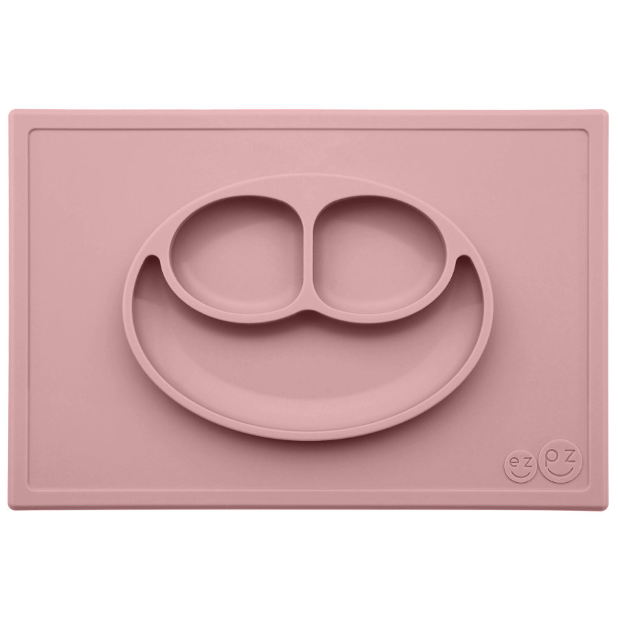 ezpz Happy Mat Podložka na jídlo růžová
