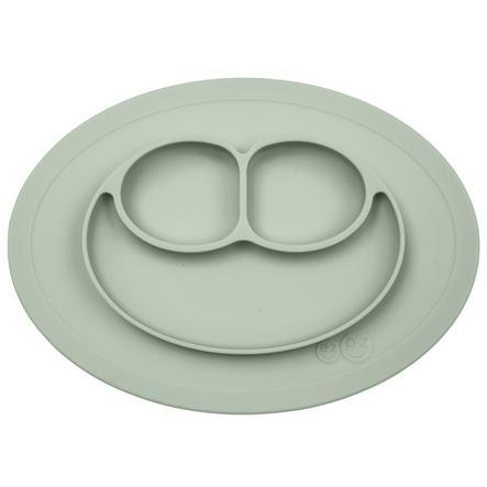 ezpz™ Assiette antidérapante Mini Mat, vert amande