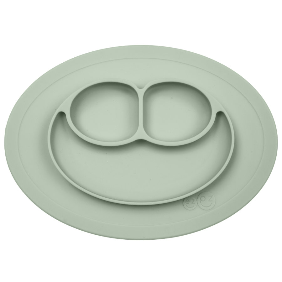 ezpz™ Mini Mat Essmatte mandelgrün rutschfest
