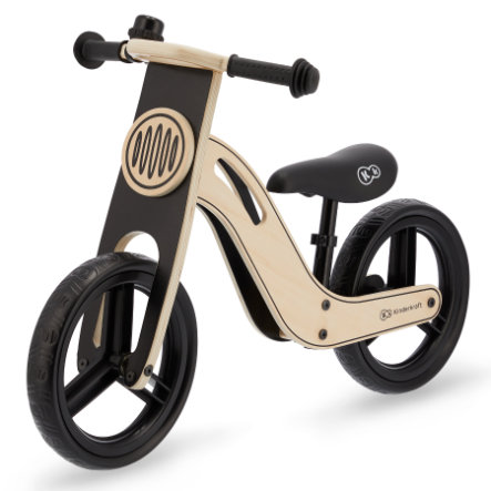 Kinderkraft - Running Balance bike UNIQ, přírodní