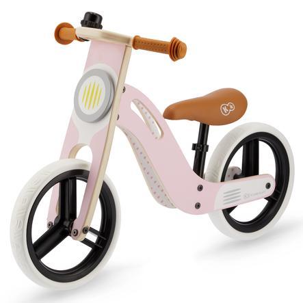 Kinderkraft - Bicicletta senza pedali Balance UNIQ, rosa