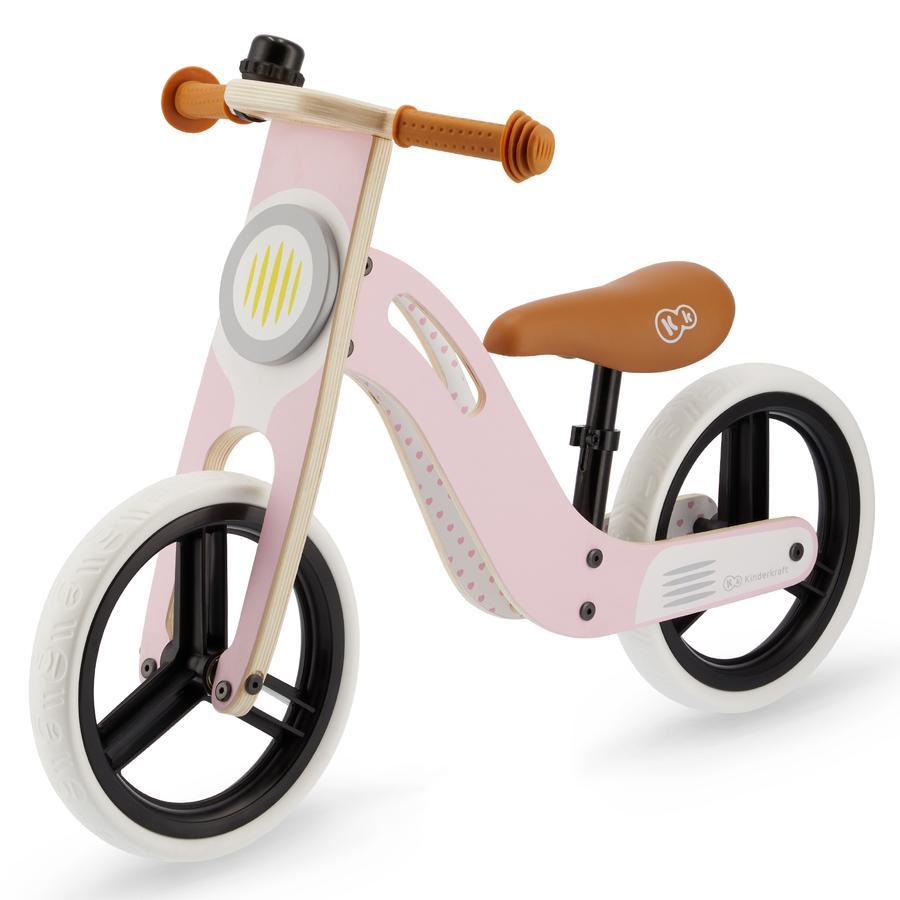 Kinderkraft - Running Balance sykkel UNIQ, rosa