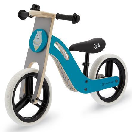 Kinderkraft - Balance Løbecykel UNIQ, tyrkis