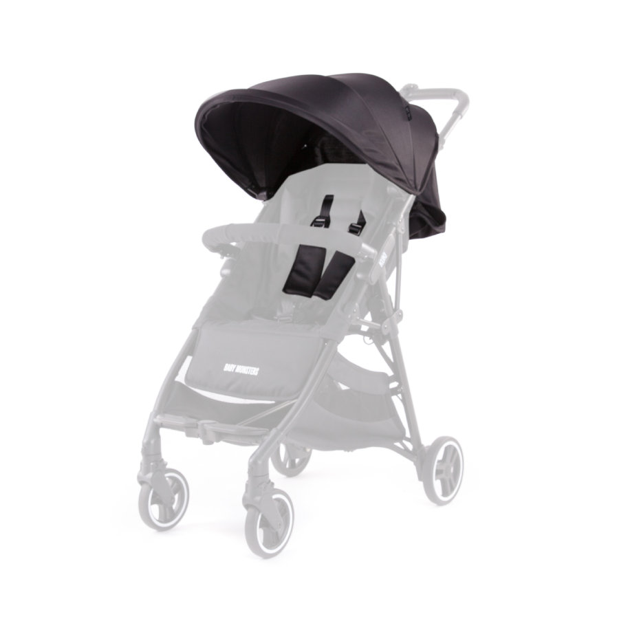 BABY MONSTERS Color Pack pro Kuki Single Black